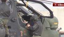 Kilis'te yerli üretim Atak helikopter tanıtıldı video