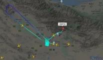 Tahran-İstanbul seferini yapan uçak acil iniş yaptı!