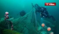 Tahsin  Ceylan Denizde C-47 Askeri Uçak Buldu