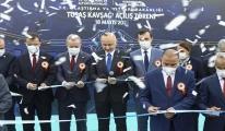 TAI (TUSAŞ) Kavşağı Açılış Töreni#video