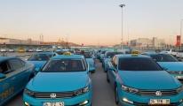 Taksiler sağlık çalışanlarını ücretsiz taşıyacak