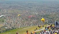 Yamaç Paraşütü Kursu Talas'ta Başlıyor