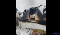 video Taliban duyurdu: ABD askeri uçağını düşürdük