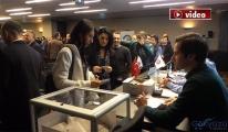 TALPA'da seçime büyük ilgi!video