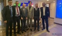 TALPA Yönetimi ACT Havayolları'nı ziyaret etti