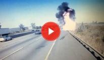 Tanker Alev Alev Yandı: Sürücü Kurtulamadı!