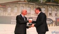 Tarihi Kentler Birliği'nden Zeytinburnu'na Ödül
