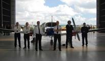 Tarkim Havacılık Başbakanlığa pilot yetiştirecek