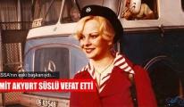 TASSA'nın eski başkanı Ümit Akyurt Süslü vefat etti