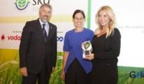 TAV'a 'Sürdürülebilirlik' Ödülü