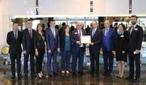 TAV İstanbul'a Vergi Teşekkürü