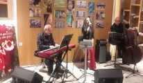 TAV Primeclass Lounge'da Caz Ezgileri