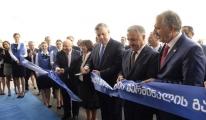 TAV Tiflis'te Yeni Terminali Açtı