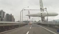 Tayvan'da Uçak Kazası: En Az 11 Ölü!