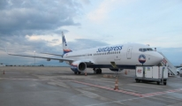 TC-SOD Antalya'ya Teker Koydu