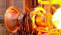 #TEI-TJ300 Turbojet motoru rekor kırdı(video)