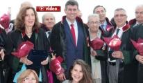 Tekirdağ Baroları Birliği'nde Üyelere Plaket Töreni