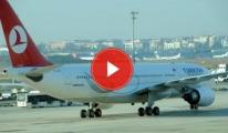 Teknik Arıza THY Uçaklarına Acil İniş Yaptırdı