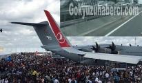 Teknofest İstanbul ulaşımı çileye dönüştü!video