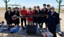 TEKNOFEST roket yarışması nefes kesti