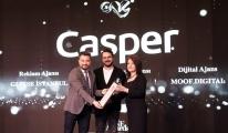 Teknoloji Üreticisi Ödülü Casper Bilgisayar'ın