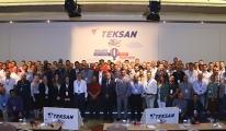 TEKSAN 25. Yılını İş Ortakları ile Kapadokya'da Kutladı