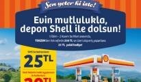 Tekzen ve Shell'den Arabaları Şenlendirecek İşbirliği