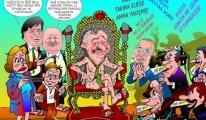 Temel Kotil karikatür davasına katıldı