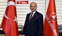 Temel Kotil, THY'nin Yeni Hedefini Açıkladı