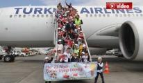 TGS Çalışanları Çocuklarına Havalimanını Gezdirdiler