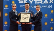 THY 2017 Skytrax'dan 4 Ödül Birden Aldı
