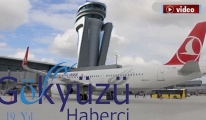 THY 3. Havalimanı'na test için uçak indiriyor!video