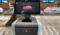 THY 3. Havalimanı'nda yerli check-in kiosk kullanacak!