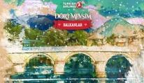 THY, 4 Mevsim Balkanları Keşfe Davet Ediyor
