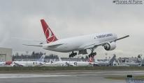 THY 7. kargo uçağı Boeing 777-F yola çıktı!