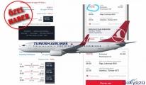 THY aktarmalı yolcuyu 277 TL daha ucuza uçurdu!