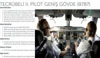 THY Boeing ve Airbus pilotları arıyor!
