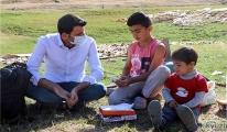THY çalışanı 160 çocuğun yüzünü güldürdü(video)