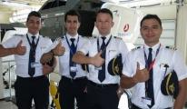 THY'de pilot olma şartları