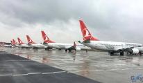 THY'de Uçmayan 49 uçak uykuları kaçırıyor!