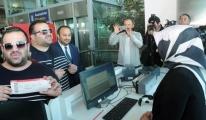 THY'den görme engelli yolculara özel biniş kartı