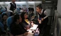 THY'den kıtalar arası uçuşlarda ikram sürprizi!