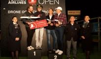 THY, 'Dron Golf Şampiyonası'nın Kazananları Belli Oldu.