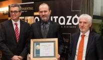 THY'e Macaristan'dan Ödül