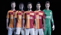 THY, Galatasaray'ın Forma Sponsoru Oldu.