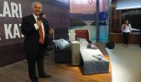 THY Genel Müdürü Temel Kotil tanıtım yaptı video