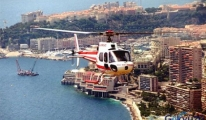 THY Helikopterle Nice-Monaco'yu Bağlıyor
