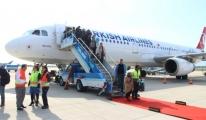 THY İle Edremit-İstanbul Uçuşları Başladı