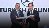 THY ile Malezya Hava Yolları uçuş anlaşması imzalandı
