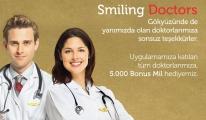 THY'den Gökyüzünde Doktorlara Hediye 5 Bin Mil